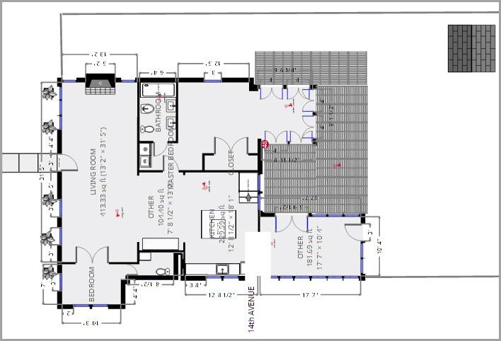 1400 Calvin Floor Plan PDF